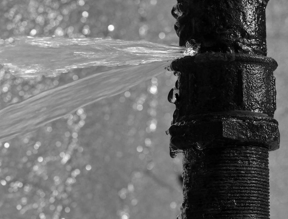 Burst Water Pipes - Raymond Plumbing